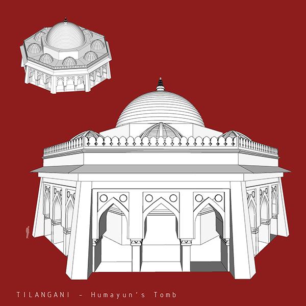Humayun's-Tomb_7
