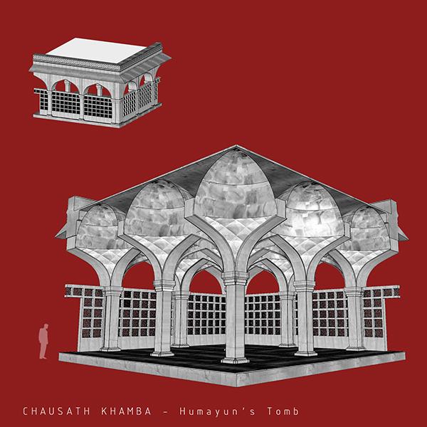 Humayun's-Tomb_8
